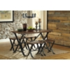 ashleyfurniturehomestore deals on Freimore Dining Room Table and Stools (Set of 5)
