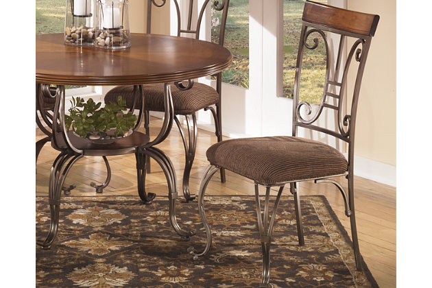 plentywood dining room chair | ashley furniture homestore