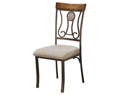 hopstand dining uph side chair 4cn - Dining Chairs