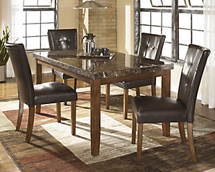 Lacey Dining Table and 4 Chairs, , large