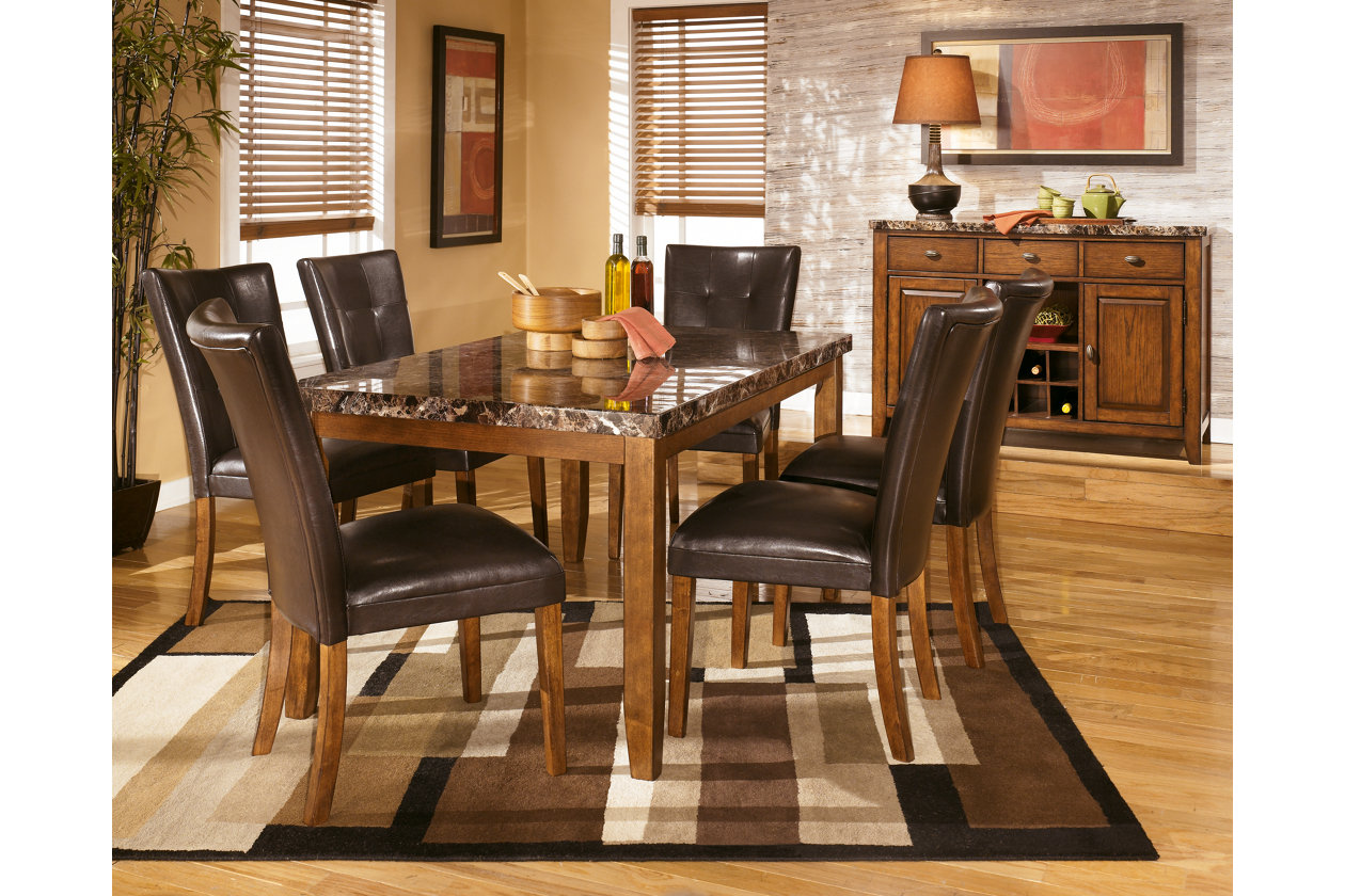 Lacey Dining Table Ashley Furniture Homestore