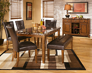 Lacey 6-Piece Dining Room Package, , rollover