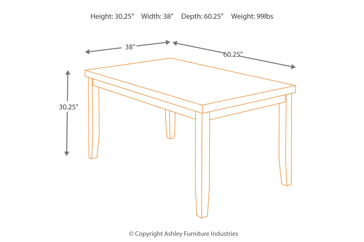 Images Lacey Dining Room Table