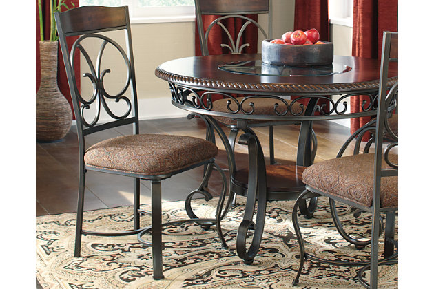 Glambrey Dining Room Chair Ashley Furniture Homestore