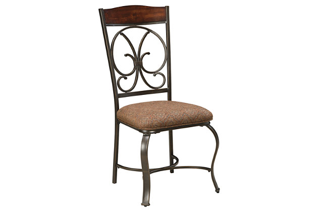 Information about Glambrey Dining Room Chair Product Photo