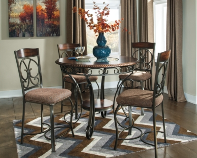 Glambrey Counter Height Dining Room Table Ashley Furniture HomeStore