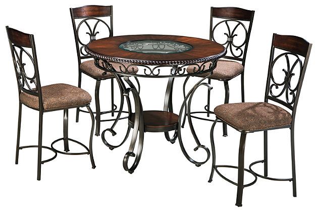 height dining room table glambrey counter height dining room table