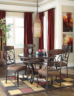Glambrey Dining Set, , large