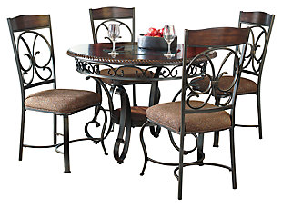 Glambrey Dining Table and 4 Chairs, , rollover