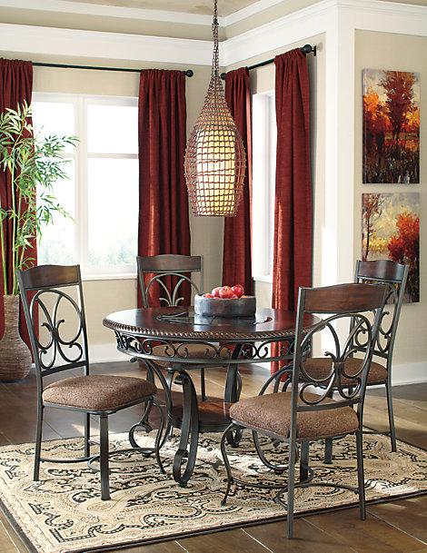 Glambrey 5-Piece Dining Room, , rollover