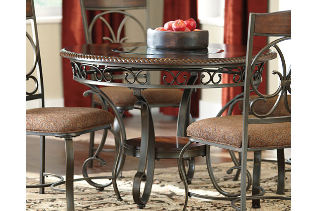 Glambrey Dining Room Table Ashley Furniture Homestore