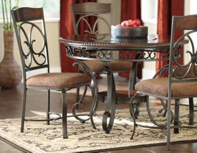 Glambrey Dining Room Table Ashley Furniture HomeStore