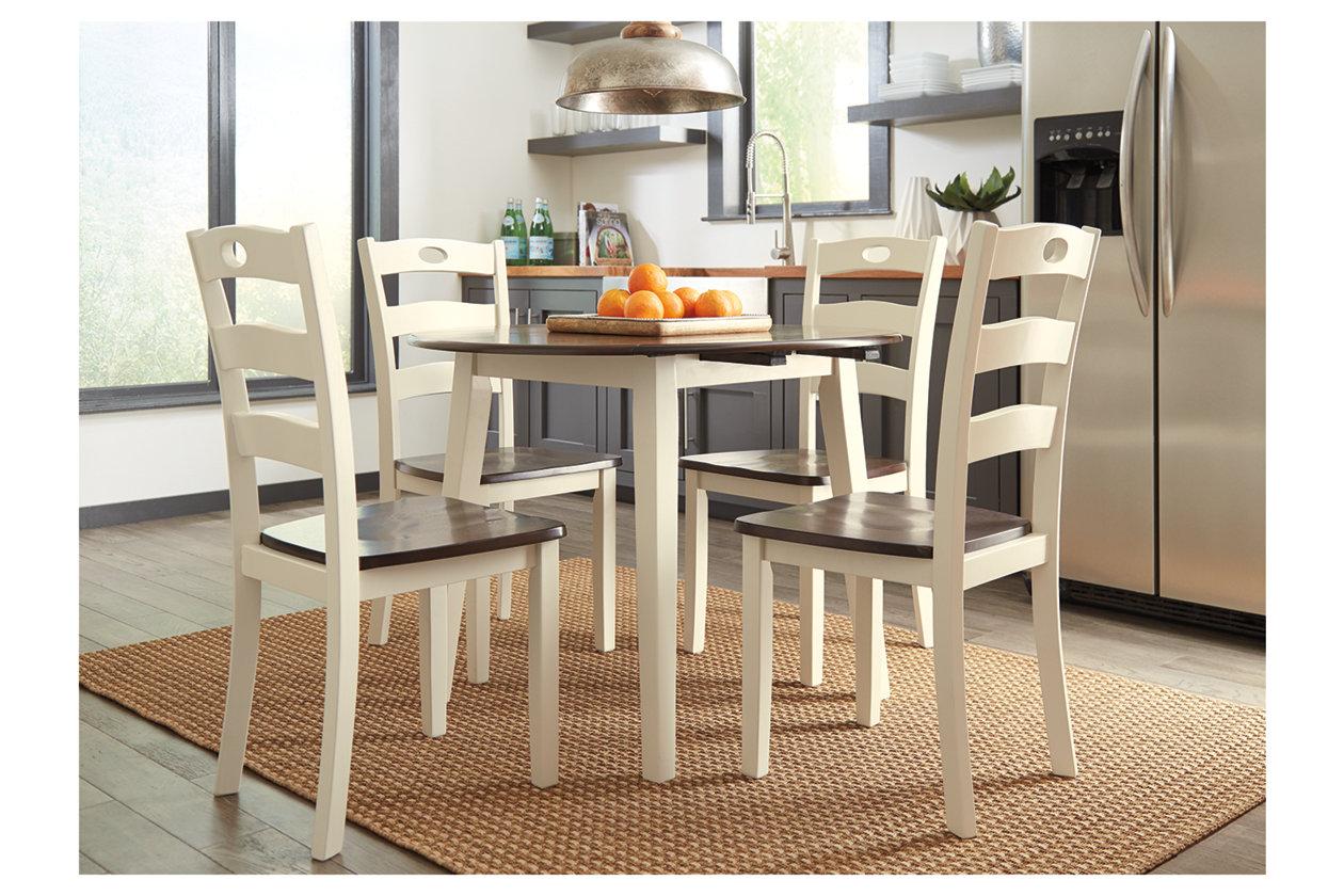 Woodanville Dining Drop Leaf Table Ashley Furniture Homestore