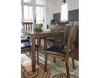 Puluxy Dining Room Table And Chairs Set Of 7 Ashley