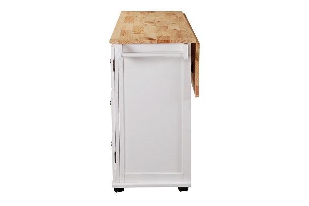 Withurst Kitchen Cart, , large