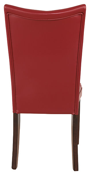 Charrell Dining Room Chair, Red, large