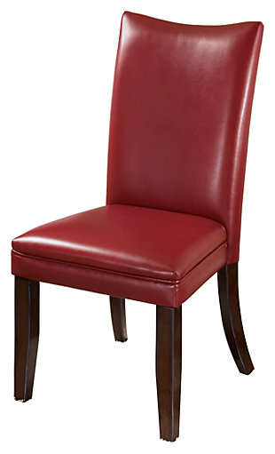 Charrell Dining Room Chair, Red, ...