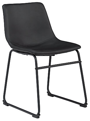 Centiar Dining Room Chair, Black, large