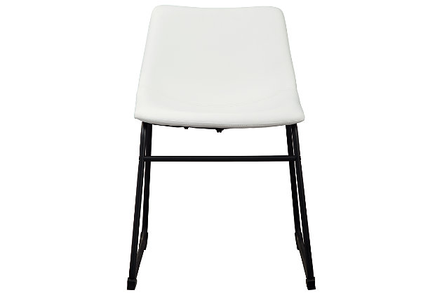 Centiar Dining Room Chair, White, large