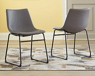 Centiar Dining Room Chair, Gray, rollover