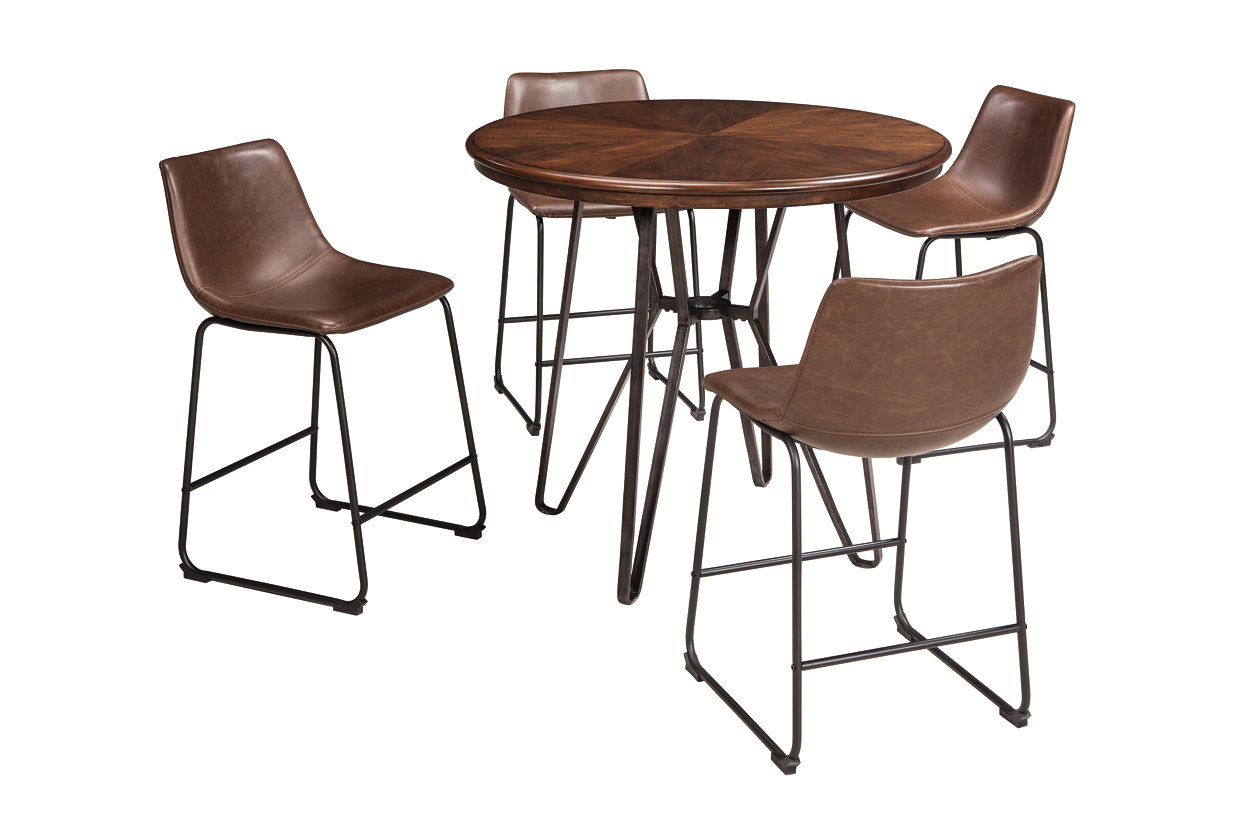 Sensational Centiar Counter Height Bar Stool Ashley Furniture Homestore Gmtry Best Dining Table And Chair Ideas Images Gmtryco