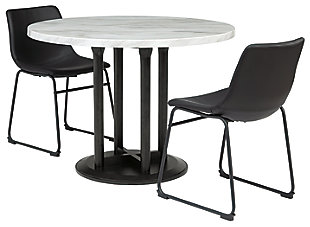 Centiar Dining Table and 2 Chairs, , rollover