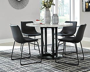 Centiar Dining Table and 4 Chairs, , rollover