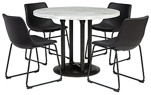 Centiar 5-Piece Dining Room Package, , large