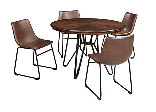 Centiar Dining Table and 4 Chairs, , large