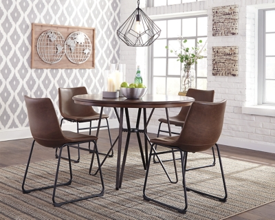 Picture of: Centiar Dining Table Ashley Furniture Homestore