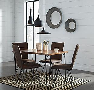 Moddano 5-Piece Dining Room, , rollover