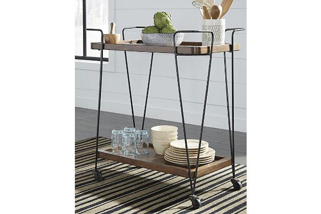 Moddano Kitchen Cart, , large