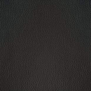 Tallenger Counter Height Bar Stool, Black/Dark Brown, large