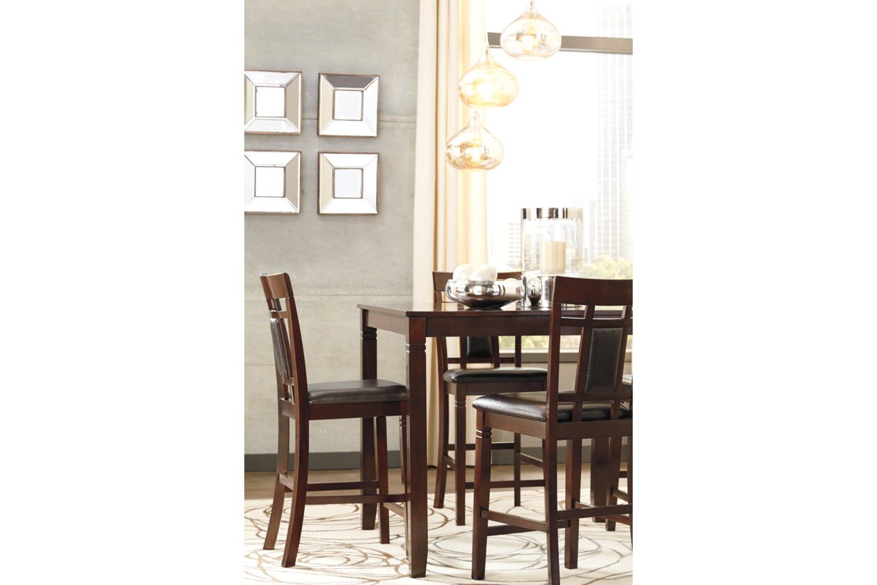 Images Bennox Counter Height Dining Room Table And Bar Stools