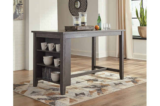 Caitbrook Counter Height Dining Room Table, , large