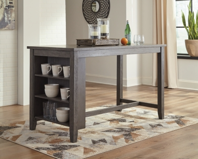 Picture of: Caitbrook Counter Height Dining Table Ashley Furniture Homestore