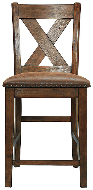 Chaleny Counter Height Bar Stool, , large