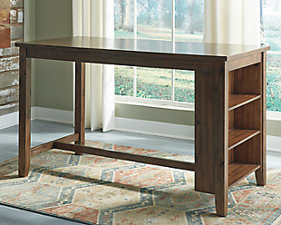 Chaleny Counter Height Dining Table, , rollover