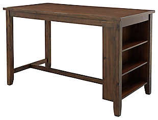 Chaleny Counter Height Dining Room Table, , large