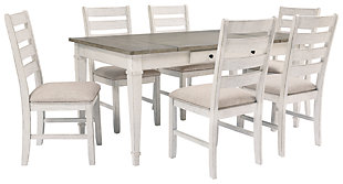 Skempton Dining Table and 6 Chairs, , large