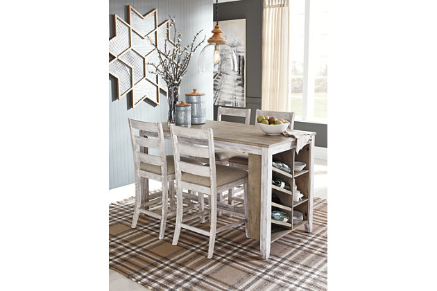Skempton Counter Height Dining Room Table, , large