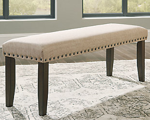 Rokane Dining Room Bench, , rollover