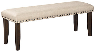 Rokane Dining Room Bench, , large