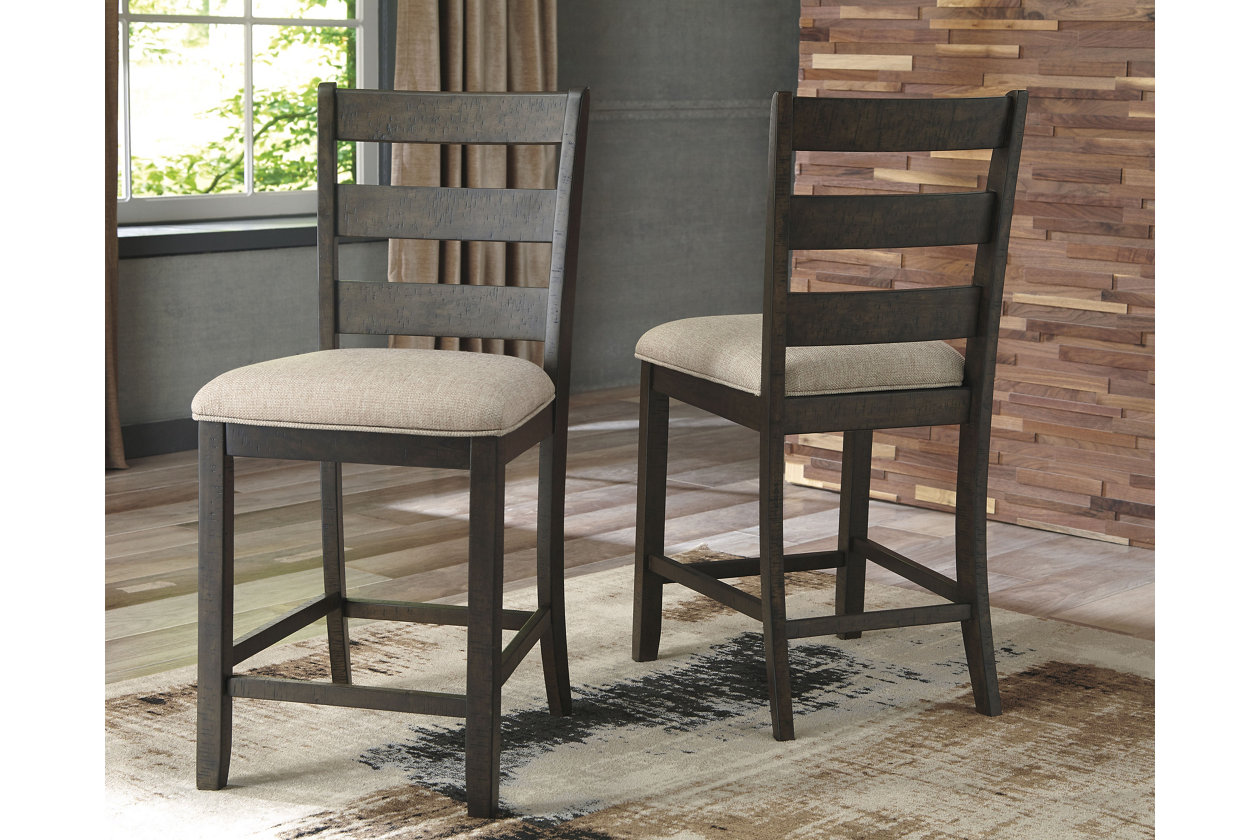 Brilliant Rokane Counter Height Bar Stool Ashley Furniture Homestore Gmtry Best Dining Table And Chair Ideas Images Gmtryco