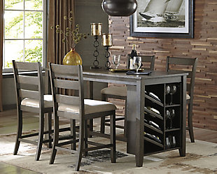 Rokane Counter Height Dining Set, , large