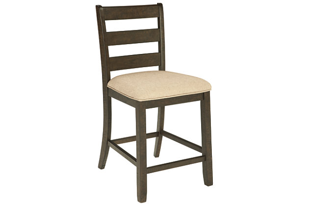 Rokane Counter Height Bar Stool Ashley Furniture Homestore