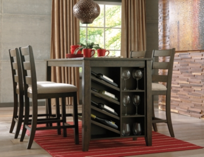 Rokane Counter Height Dining Table Ashley Furniture Homestore