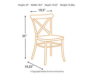 Minnona Dining Room Chair, Light Green, large
