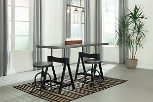 Minnona Counter Height Bar Stool, , large