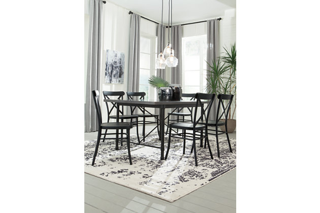 Minnona Dining Room Table, , large